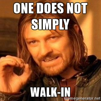 Walk--in